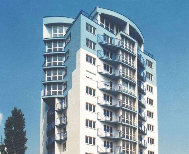 Residential Development on Heckova Street