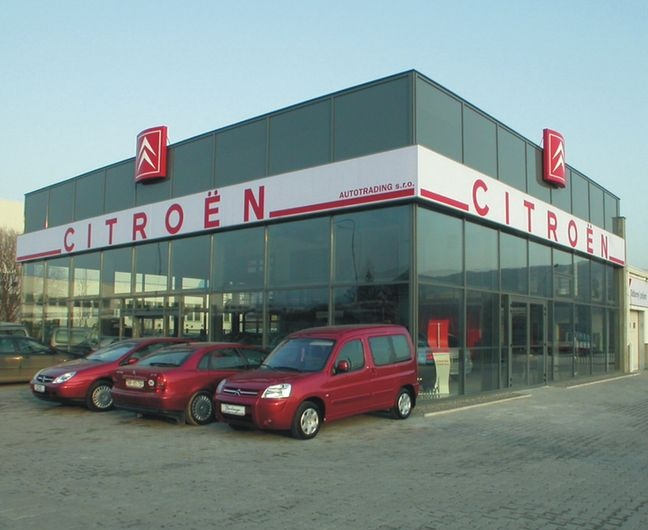 CITROEN Sale and Service Centre