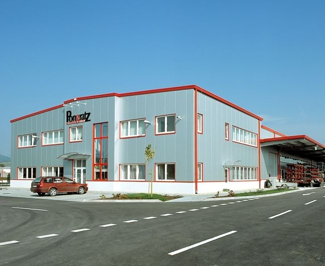 PONGRATZ Production Facility