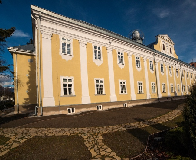Refurbishment of the Slovak Museum of Nature Protection and Speleology