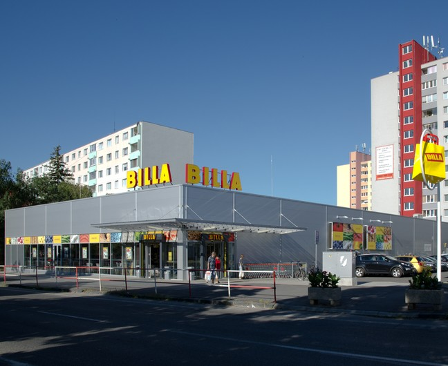 Supermarket BILLA